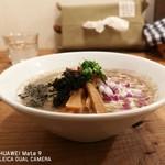 The Noodles & Saloon Kiriya - 料理写真:conc.