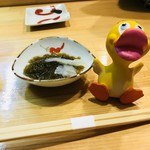 84431095 - もずく酢withクラゲ