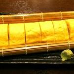 BISTRO厨房ジャングル - だし巻き玉子ハーフサイズ480円