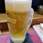 とらちゃん本舗 - おかわりビール