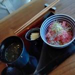 蒼天 - 梅香炊き込みご飯