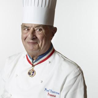 フランス料理界の神様のような存在、ポール・ボキューズ氏