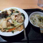 三国 - 中華飯