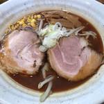 かじべえ - 料理写真:濃厚醤油。