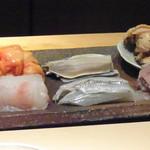 菊鮨 - ネタ