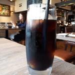 Enoteca e Maiale REGUS - アイスコーヒー
