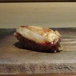 菊鮨 - ◆煮蛤(九十九島)・・何時もながらに美味しい。