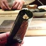 菊鮨 - ネギトロ巻