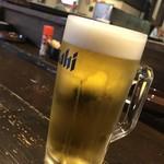 立呑 田んぼ道 - トリビー…Asahiです♪