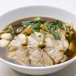 コラーゲン豚香味湯麺 ★☆☆自慢の一品