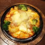 李朝園 - チーズタッカルビ定食