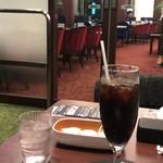 喫茶室ルノアール - アイスコーヒー