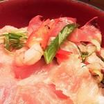 84441280 - 海鮮丼(並)