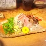 旬鮮味処 かつら - 料理写真:お刺身盛り合わせ!