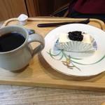 カフェ せせらぎ - 紅茶セット