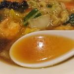 南国亭 - 鶏ガラ醤油味