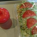 キングタコス - 料理写真:4Pのタコス