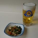 甲田 - 一品料理うれしいサービス。