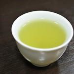 玉宗園 - お茶