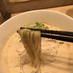麺家獅子丸 - 伊勢海老らぁめん