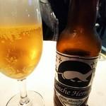 ブレッツカフェ クレープリー - 白ビール