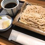 いわもとQ - もりそば(300)
