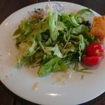 清水食堂 - サラダ旨し
