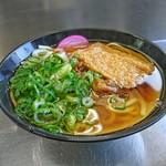 味一 - 料理写真:肉きつねうどん[¥480]