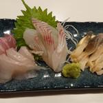 鮨restaurant Nabe - 刺身