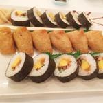 レストラン リビエラ - 寿司