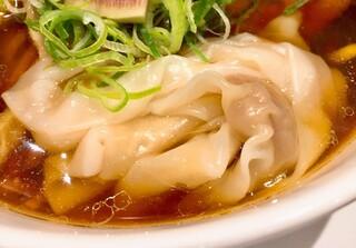和 dining 清乃 - ワンタン