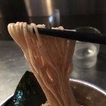 84456781 - 蕎麦のようにみえる麺