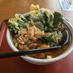 山田うどん - 料理写真:菜の花うどん