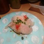 84457563 - 白身の魚に紅葉おろし