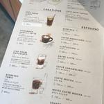 ネイバーフッド アンド コーヒー - メニュー