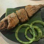 バンゲラズ キッチン - 「サバのラワフライ」1,000円