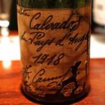 カルバドール - Calvados Pays du Auge 1918