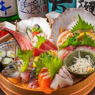 海鮮の美味しさをうごうで再認識!