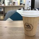 マル カフェ - ビーツミルク 380円 税込