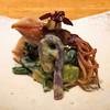点邑 - 料理写真:蛍烏賊のぬた和え