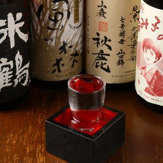 【日本酒にこだわる】関西の隠れた名酒に出合える!