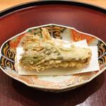 日本料理 太月 - たらの芽