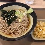 そば太田 - 料理写真:冷しそば(¥360)