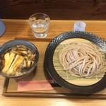 武蔵野うどん 武久 - きのこ肉汁うどん 大