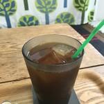 ヨムパン - アイスコーヒー、初めてかな?(2018.4.20)