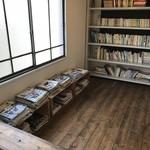 ヨムパン - 三階は、本がいっぱい(2018.4.20)