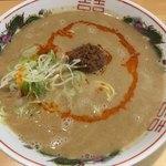 博多拉担麺 まるたん - ラータンメン(500円)