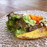 trattoria cibi - 料理写真:前菜(5種盛り合わせ)