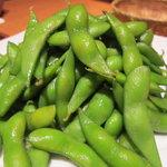 魚民 - 枝豆
