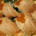 魚民 - 寿司